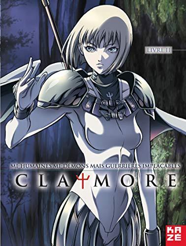 Claymore - Coffret 2/2