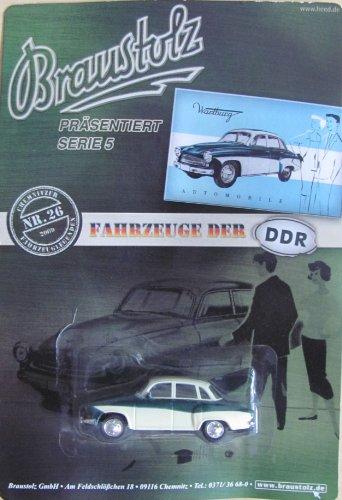 Braustolz Nr. - Wartburg 311 Limousine - DDR Pkw
