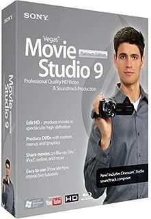 Sony Vegas Movie Studio Platinum 9 [OLD VERSION]