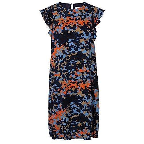 Samsoe & Samsoe Mentha s AOP Womens Dress 6616 Bright Dotcamo XS