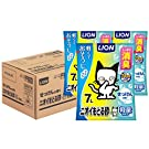 【Amazon.co.jp限定】ライオン (LION) ニオイをとる砂 軽量タイプ せっけんの香り 猫砂 7L×3袋 (ケース販売)