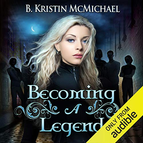 Becoming a Legend cover art