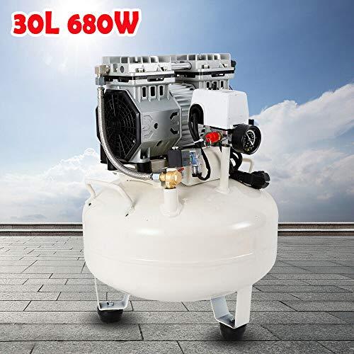 30L Flüster Kompressor Silent LuftKompressor Silent...