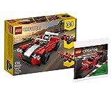 Collectix Lego Set – Creator 31100 + Creator Megastarkes Muscle-Car 30577 (bolsa de plástico)