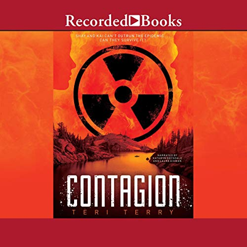 Contagion audiobook cover art