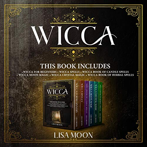 Wicca  By  cover art