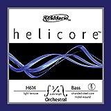 D'Addario Helicore H614 Orchestral Corde de Mi à tirant faible pour contrebasse 3/4