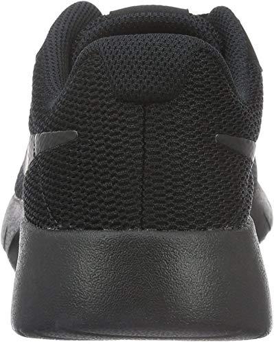 Nike Nike Jungen Tanjun (gs) Laufschuhe, Schwarz (Black/Black 001), 39 EU