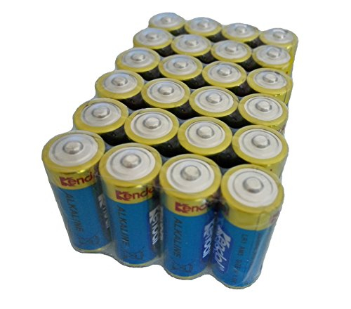 KENDAL Ultra Power Alkaline 1.5v MN9100 LR1 N Size Batteries 24 Count