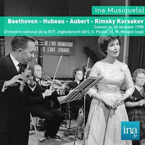 Désiré-Emile Inghelbrecht & Orchestre National de la RTF