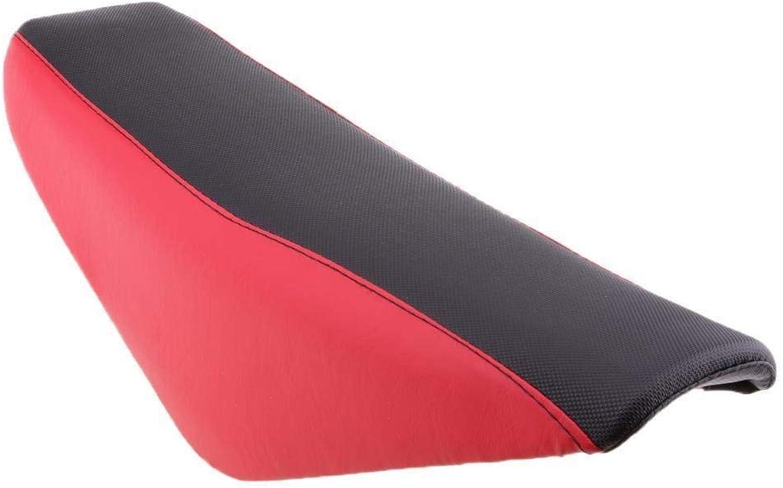 Comfortable Foam Seat 110 125 140cc CRF50 Style Bike ATV Red
