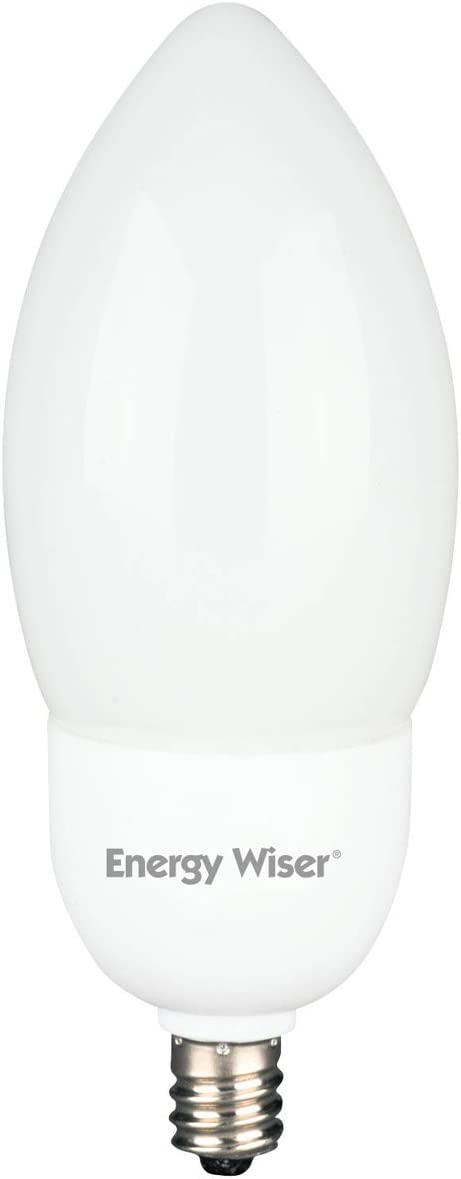 Pack of 6 Bulbrite 513006 CF5 C Fluorescent We OFFer at cheap prices B10 Indianapolis Mall CTF 5W Compact