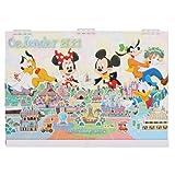 ミッキー&フレンズ 壁掛けカレンダー 2021年 日曜始まり ディズニー グッズ お土産【東京ディズニーリゾート限定】