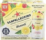 San Pellegrino, Momenti Sparkling Drink Lemon Raspberry, 11.15 Fl Oz, 6 Pack