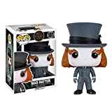 QToys Funko Pop! Alice Through The Looking Glass #181 Mad Hatter Chibi...