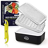 Cheese Grater with Peeler Set