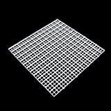 suoryisrty Aquarium Fish Isolation Divider Filter Filter Patition Board Net Divider Holder