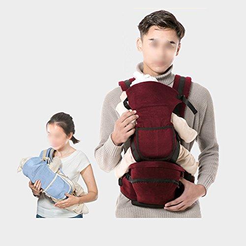 GLJ Portador de bebé SJJL Portabebés Simple Fashion