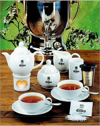 EILLES Tee Geschirrset Komplett 10 Teile
