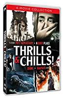 Thrills and Chills: 4-Movie Collection [DVD]