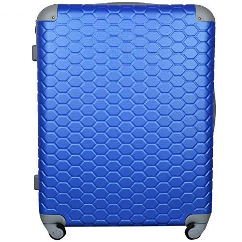 Pikla Tr13 drehbar, Unisex, für Erwachsene, wasserdicht, ABS, blau, elektrisch, Kombinationsverschluss