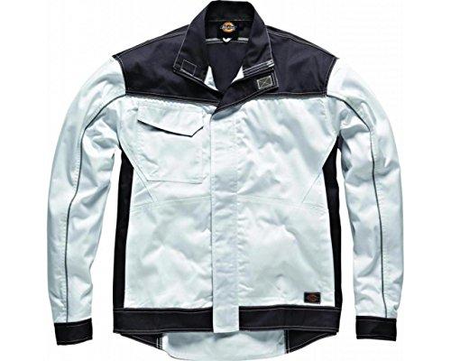Dickies Bundjacke Industry 260 weiß / grau, WGYXL, IN7001