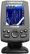 Lowrance 000-12636-001 Hook-3X DSI Sonar, W/455/800 XDCR