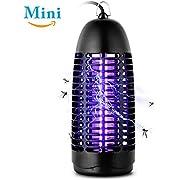 Greatever Elektrischer Insektenvernichter - Mücken & Fliegenfänger - Insektenfalle Zum Aufhängen Gegen Fliegende Insekten (mini03)