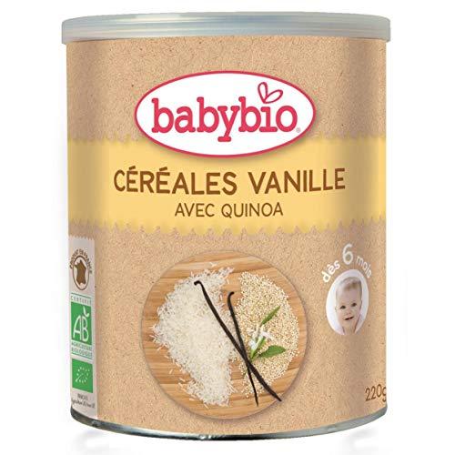Babybio Müsli und Vanille, 220 g