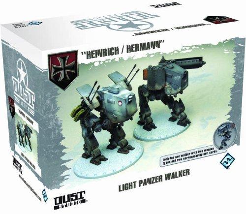 Dust Tactics: Light Panzer Walker