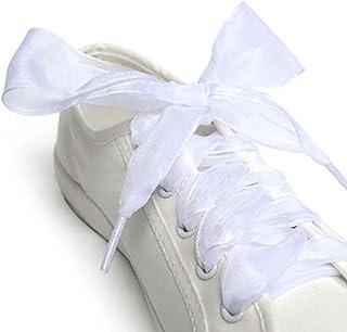 863b3b5889e8 Livecity, lacci per scarpe alla moda da 110 cm, 1 paio, piatti,