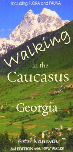 Nasmyth, P: Walking in the Caucasus, Georgia