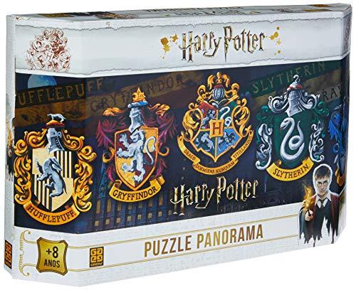 Grow - Panorama Harry Potter Quebra-Cabeça 350 Peças, 8+ Anos, Multicor, (Grow 3615)