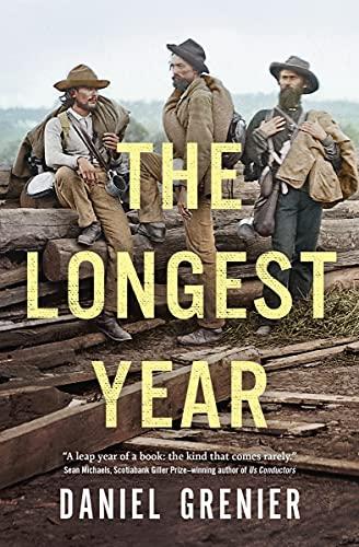 The Longest Year (English Edition)