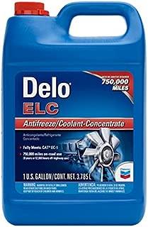 Delo ELC Antifreeze/Coolant Concentrate 1 Gal. (6 Pack)