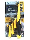 Sonic Scrubber Pro Detailer Auto Cleaning Brush for Cars, Bikes & Boats