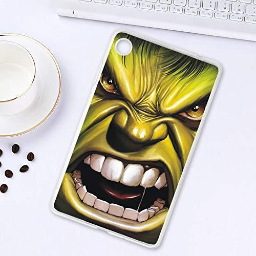 Geschilderde zachte TPU Case Voor Lenovo Tab M7 Case Silicone Fashion Tablet Case Cover Voor Lenovo Tab M7 2e Generatie 7.0 bloem Animal Shell Z015