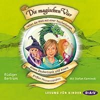 Die magischen Vier retten die Welt mit einer Taschenlampe, einem Zaubertrank und einem großen Missverständnis (Die magischen Vier 1)'s image
