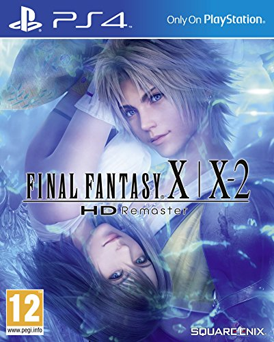 Final Fantasy X/X-2 HD Remaster PS4 - PlayStation 4