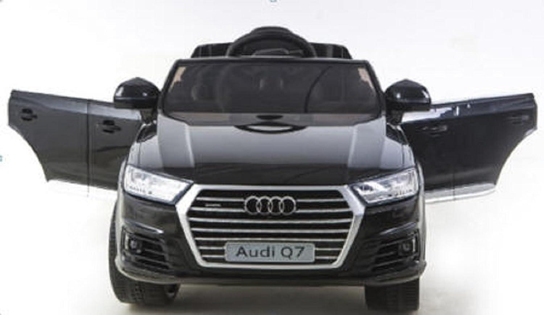 punto de venta en línea PEKECocheS AUDI Q7 FACELIFT 12V negro 2.4G 12V 1P(3 1P(3 1P(3 velocidades con el mando 2.4G )  barato