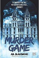 Murder Game Broché