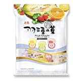Royal Family Fruit Mochi (naranja, hami melón y fresa) 120 g