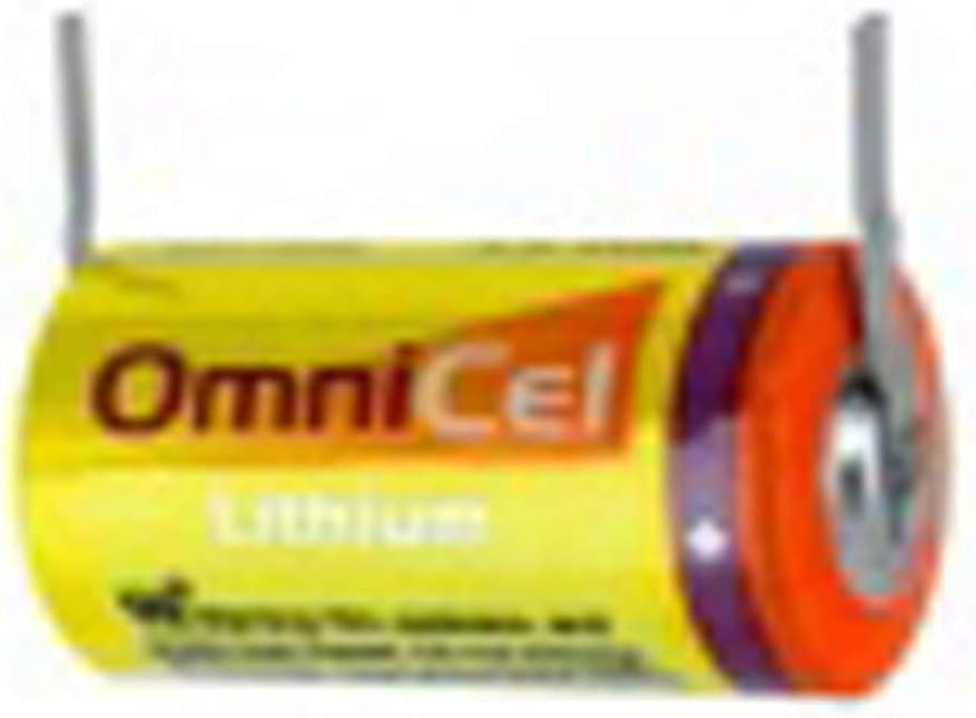 OmniCel Max 45% OFF ER14335 3.6V 1.65Ah Lowest price challenge 2 HighEnergy 3AA Lithium Battery wit
