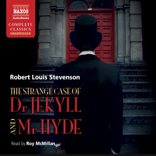 The Strange Case of Dr. Jekyll and Mr. Hyde - plus 'Markheim' cover art