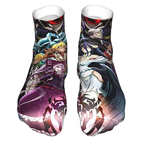 viata sock Anime Overlord 2 calcetines altos calcetines de tubo suave calcetines novedad tripulación atlética calcetines cómodos calcetines largos