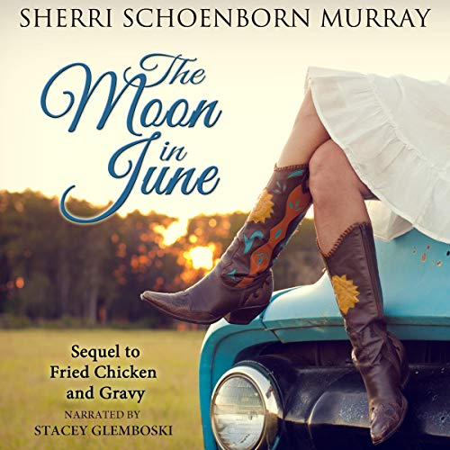 The Moon in June: A Christian Romance cover art