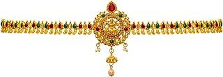 Jaipur Mart Accessory for Women (Golden) (KMBND203MG)