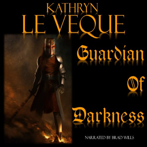 Guardian of Darkness audiobook cover art