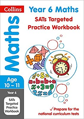 Year 6 Maths SATs Targeted Practice Workbook: 2019 tests (Collins KS2 Practice) from Collins