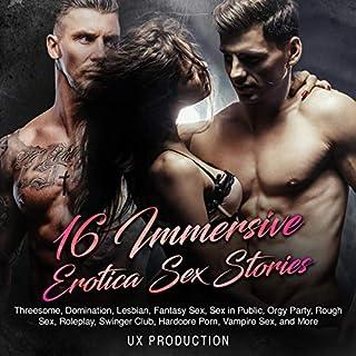 16 Immersive Erotica Sex Stories Bundle cover art